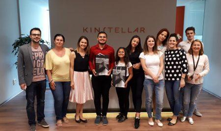 Ученици от Козлодуй и Нови Искър бяха юристи за ден в кантората на Kinstellar