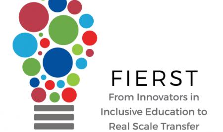 Избрани са първите училища бенефициенти по проект FIERST за добри практики за включващо обучение
