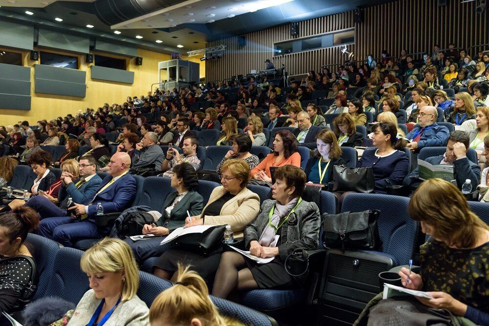 Конференция Образование, 2017 г.