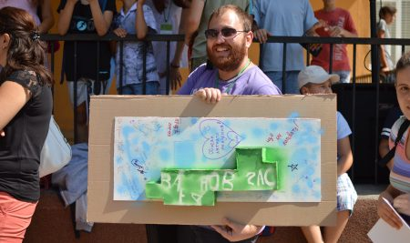 Будните ученици на Пловдив и техният учител