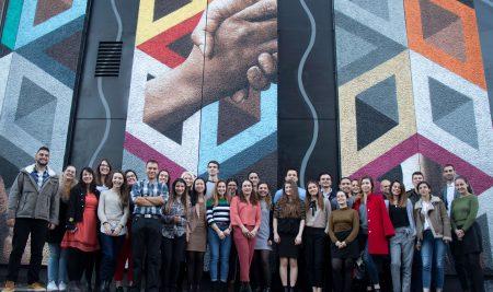 Лидерска академия в Лондон събра 30 български студенти