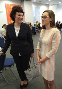 Tanya Mihaylova, Evgenia Peeva-Kirova