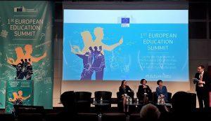 Peeva NEWTT, European Education Summit