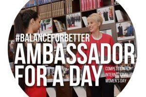 посланик за ден заедно в час
