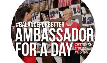 """Ученички могат да станат """"Посланик за един ден"""" до 15 януари"""