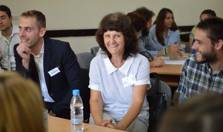 Николина Черешарова: Успешният учител учи учениците да имат смели мечти
