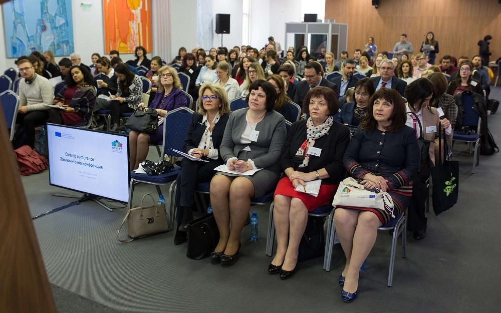 Официални гости на NEWTT конференцията
