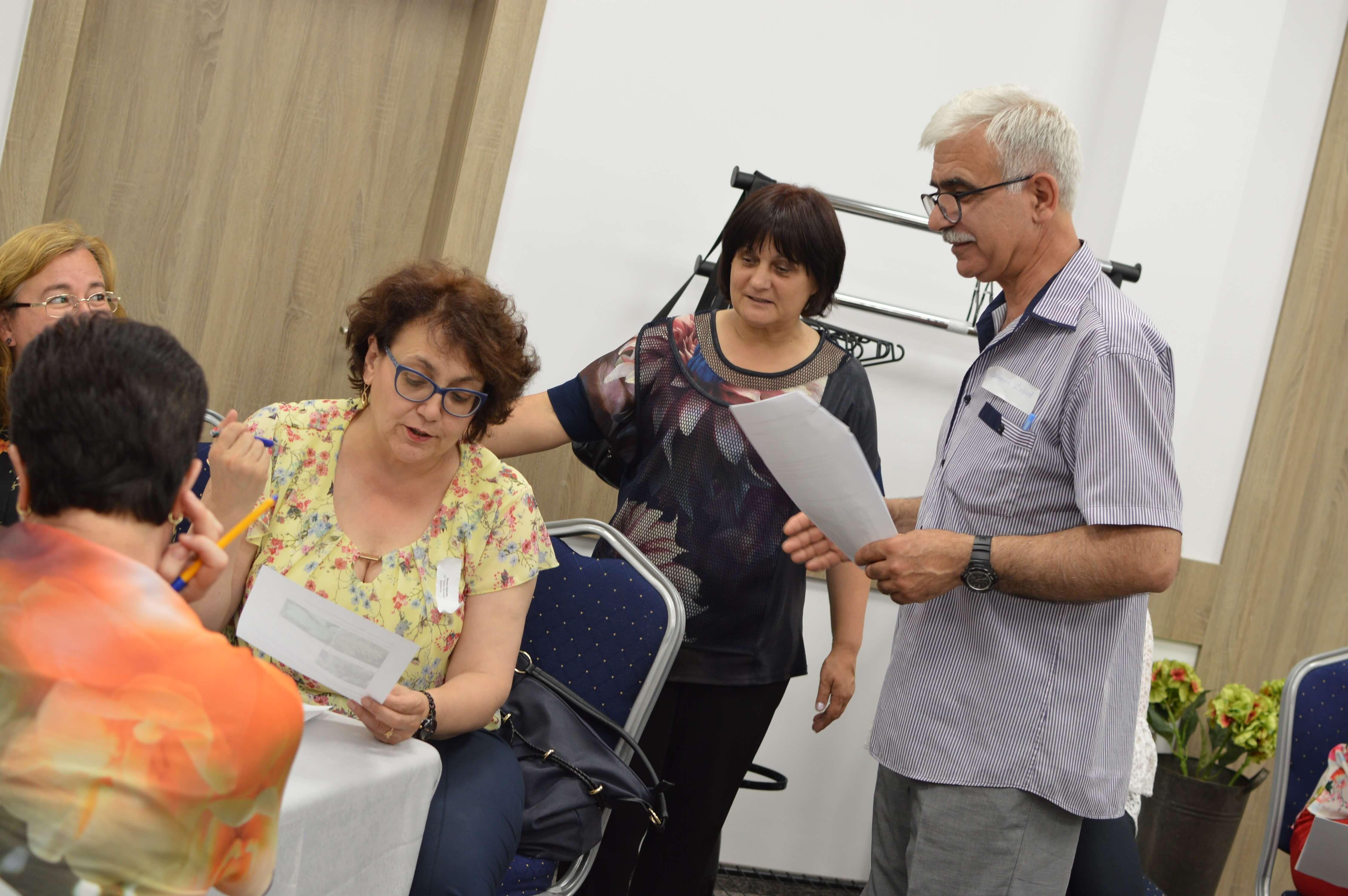 Учители споделят добри практики по време на Fierst