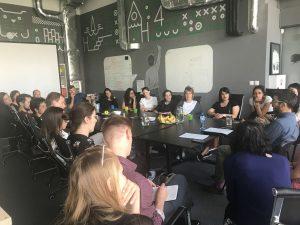 Учители от австрия научават за контекста в България