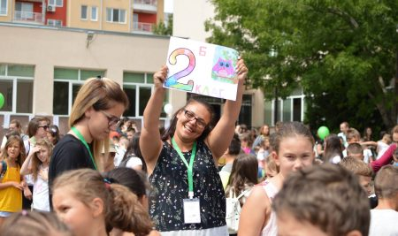 """Над 800 ученици ще учат през лятото в Лятната академия на """"Заедно в час"""""""