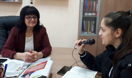 Пенка Трандева – Рибарска: Училището го правят учениците, родителите и техните учители