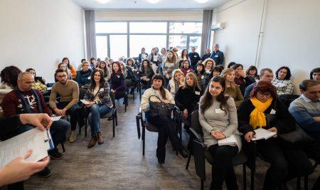 Близо 150 учители от цяла България се учиха как да преподават умения на бъдещето