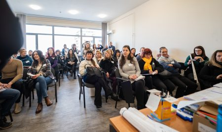"Teach For Bulgaria and the Bulgarian Union of Teachers Are to Execute Some of the Activities in the Ministry of Education's National Program ""Motivated Teachers"""