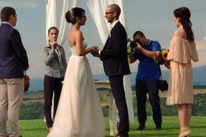 сватба заедно в час