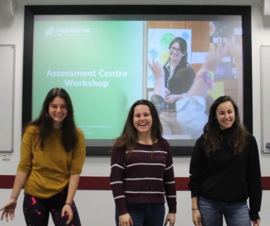 Презентация пред български студенти в чужбина