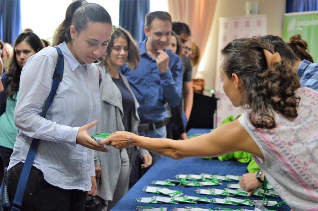 Гергана Чолакова, която последва пътя на своите учители